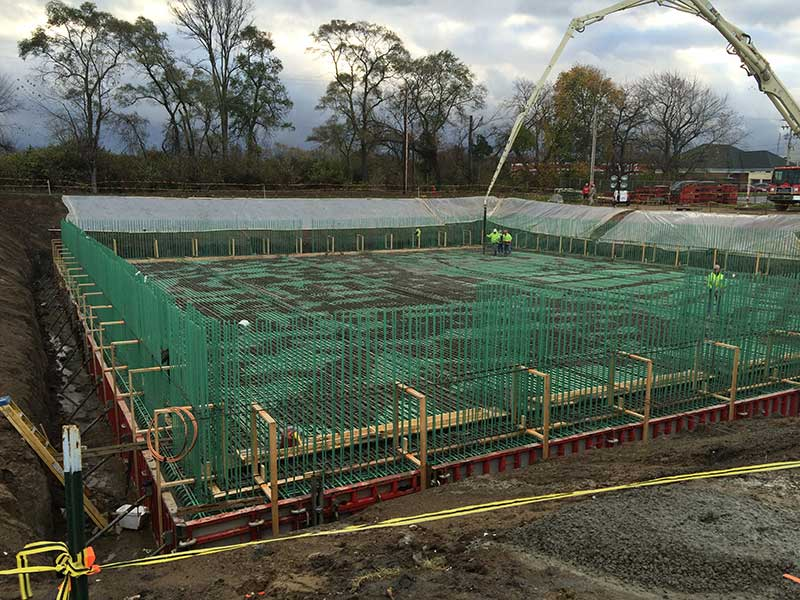 Clyde Waste Water Treatment Plant - Slag Cement Case Study
