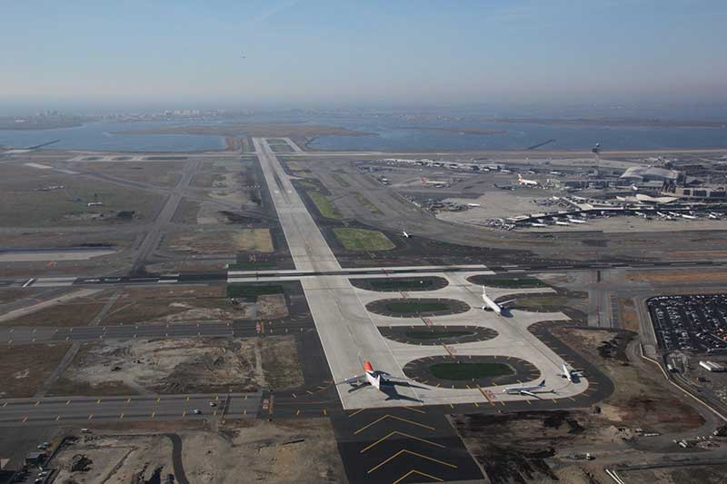 JFK International Airport – Runway 4L-22R Reconstruction