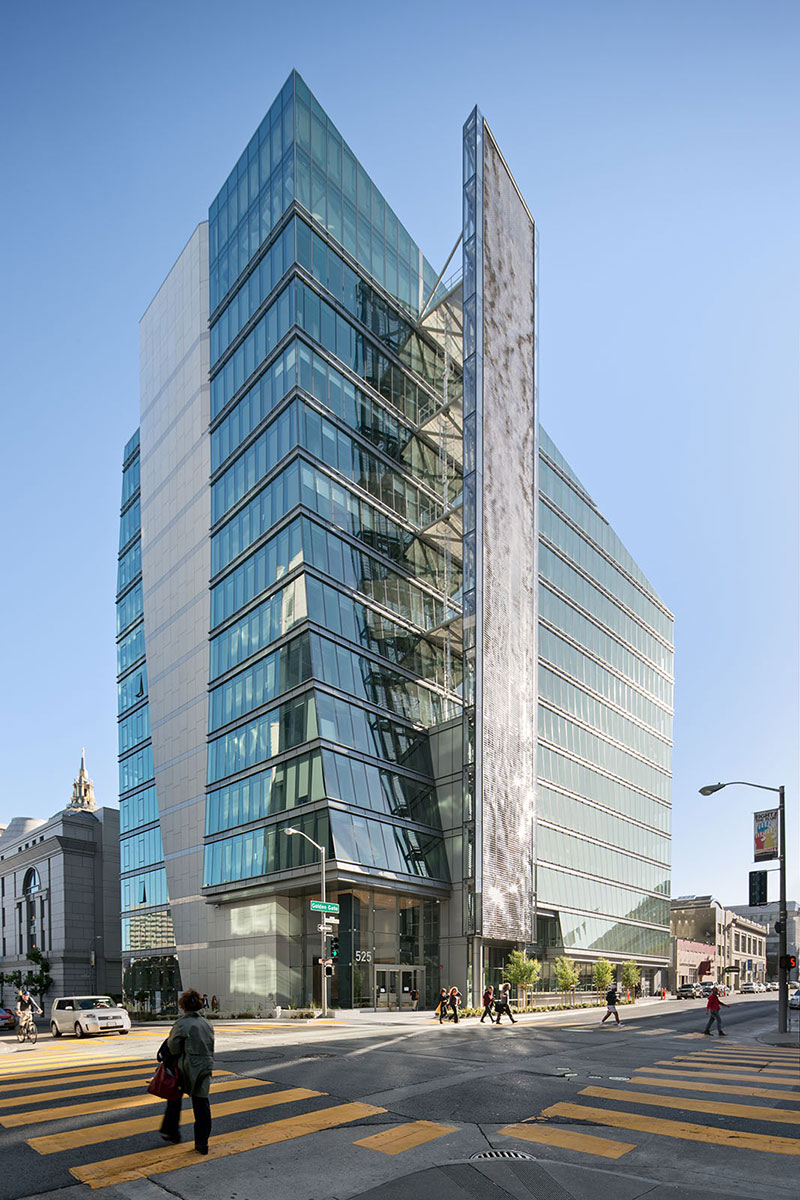 San Francisco Public Utilities Commission Headquarters
