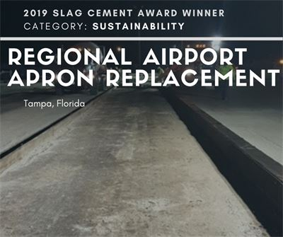 Tampa Regional Airport Apron Replacement