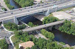 I-95 Pawtucket River Bridge