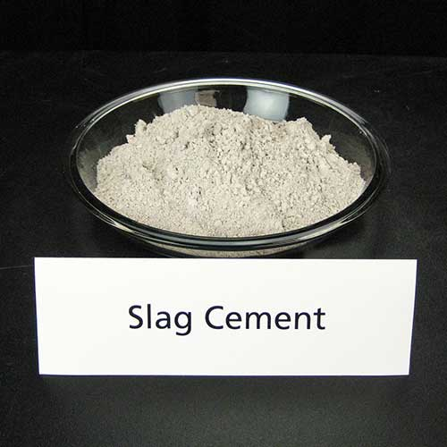 Use Of Slag In Concrete : What is slag cement